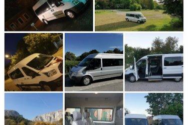 Személyszállítás mikrobusszal
