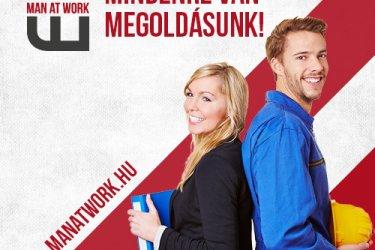 Raktáros munkalehetőség-Dunaharaszti