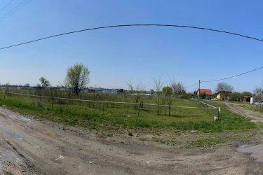 Eladó telek üdülő körzetben Csepel /Szigetszentmiklós határán.
