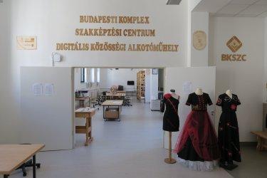 Kreatív programok fiataloknak a DKA-ban