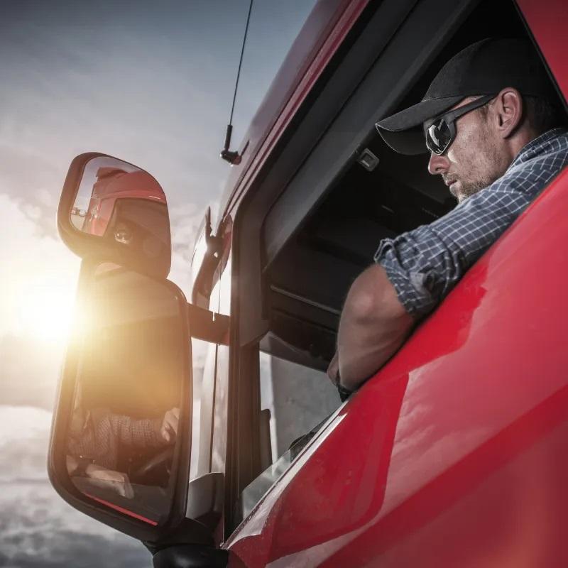 Gépjárművezetői állás