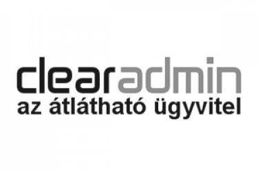 Clear Admin ingyenes számlázó