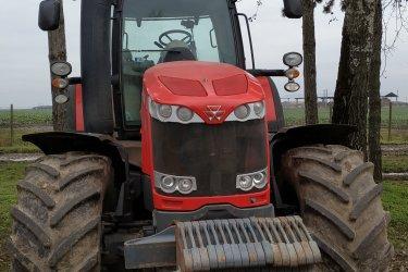 Massey Ferguson 8732 traktor
