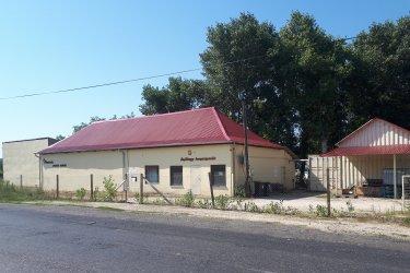 Telephely főút mellett, Imrehegy külterületén eladó