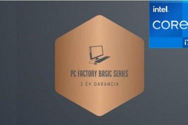 PC FACTORY INTEL_11.GEN_03, 3 év garanciával!