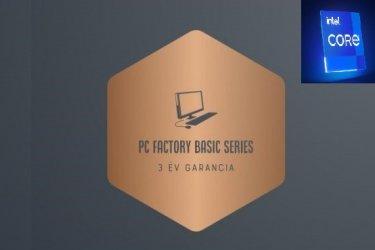 3 év garanciával az alábbi számítógépet lehet az Öné: PC FACTORY INTEL_COV3