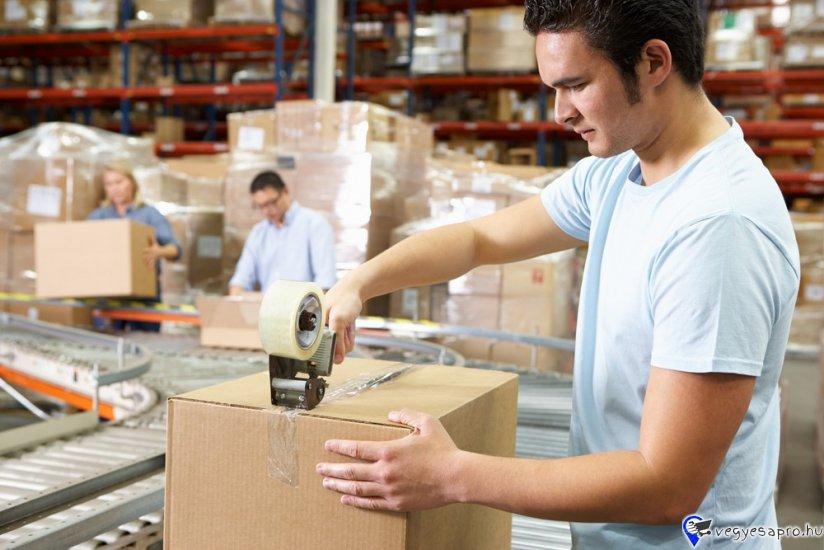 GÉPI KISEGÍTŐ, AZAZ OPERÁTOR ÁLLÁSAJÁNLAT!  5-8 főt keresünk bővítés végett 3 műszakos munkarendbe, könnyű fizikai de álló munkára. Feladatok: csomagolás, pakolás, termékellenőrzés.   Havi bér, kb. n230-at visznek haza a kisegítők egy átlagos hónapban, ezért hétköznap dolgoznak napi 8 órát de 3 műszakban. Van betanulási idő 1-5 munkanap, nem nehéz munka de figyelni kell a sebességre és a precíz és pontos munkára! Nem fogsz gépet kezelni, Te a gépkezelő segédje leszel,  alapanyagot helyezel a gépbe majd a gép végén csomagolsz, pakolsz.   Jelentkezz bátran! hr@keskeny.hu  Bejelentett munka, főállás!